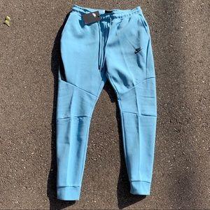 Nike Pants New Tech Fleece Joggers Medium Baby Blue Poshmark